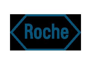 Logotipo patrocinador Roche